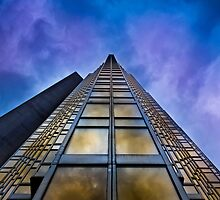 To Infinity and Beyond 2 at No 200 Bay St Toronto Canada by Brian Carson