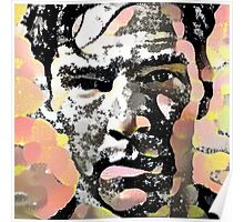 Benedict Cumberbatch Pop Art Poster