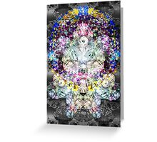 Gem Covet Greeting Card