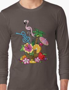 Fruit Cocktail Long Sleeve T-Shirt