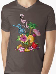 Fruit Cocktail Mens V-Neck T-Shirt