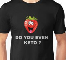 Health and Fitness, Keto Unisex T-Shirt