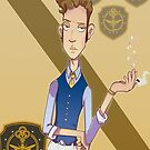 Eliot Waugh (The Magicians) by Smars