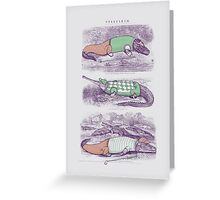Golf Buddies Greeting Card