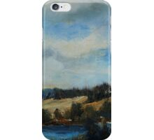 PEI Landscape Study iPhone Case/Skin