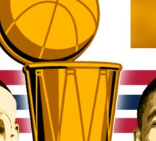 Cavs Trophy (Hardware) Sticker