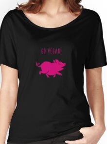 Happy Pig Women's Relaxed Fit T-Shirt