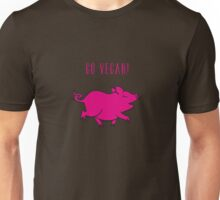 Happy Pig Unisex T-Shirt