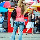 Blue Jeans by Bob Martin