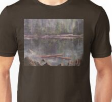 Quiet Reflections AC120811a Unisex T-Shirt