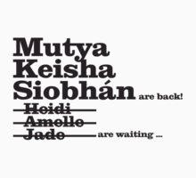 MKS are back. Kids Tee