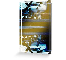 CRA Flight Deck 1 Cool Greeting Card