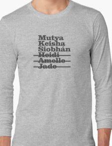 MKS are back ... II Long Sleeve T-Shirt