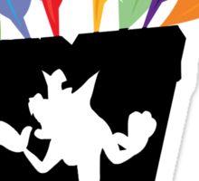 Aku dance! Sticker