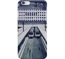Start of the Railway Line iPhone Case/Skin