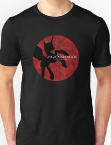Nightmare Moon on Elm Street T-Shirt
