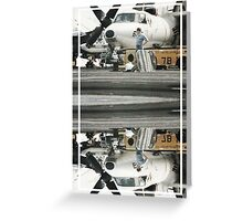 CRA Flight Deck 1  Greeting Card