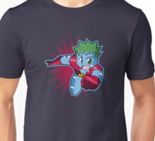 Chibi Captain Planet Unisex T-Shirt