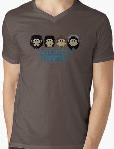 Good City 8-Bit Mens V-Neck T-Shirt