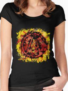 Vault! Women's Fitted Scoop T-Shirt