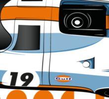 Porsche 917K  Sticker