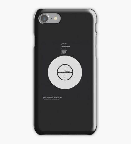 The Reichenbach Fall Design iPhone Case/Skin