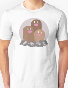 Dugtrio - Basic Unisex T-Shirt