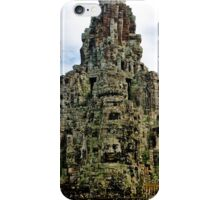 Bayan Temple - Cambodia iPhone Case/Skin