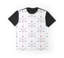 Tiger Lily Theme- Multiprint Graphic T-Shirt
