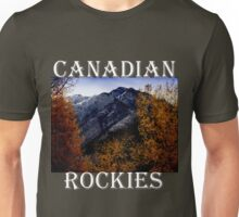 Autumn In The Rockies Unisex T-Shirt