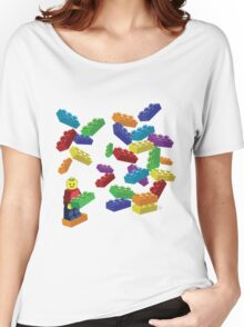 LEGOS and Minifigure Women's Relaxed Fit T-Shirt