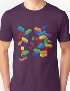 LEGOS and Minifigure Unisex T-Shirt