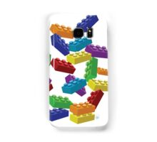LEGOS and Minifigure Samsung Galaxy Case/Skin