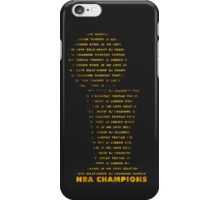 Cavs Solo Trophy iPhone Case/Skin