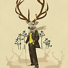 King stag by levman