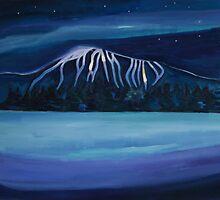 NIGHT GROOMING by LAURIE HADLOCK