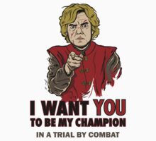 Uncle Tyrion (Red) by Olipop