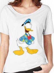 Donald  Women's Relaxed Fit T-Shirt