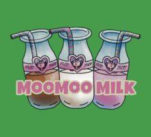 Moo Milk   Kids Tee
