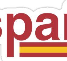 Espana II Sticker