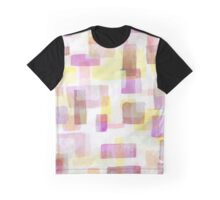 Building Blocks in Light Graphic T-Shirt