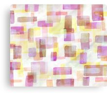 Building Blocks in Light Canvas Print