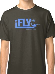 iFLY Helicopter Classic T-Shirt