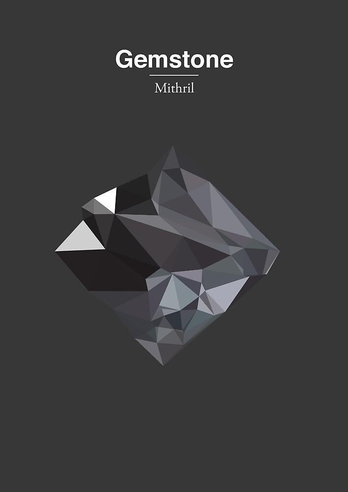 Gemstone - Mithril by Marco Recuero