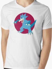 Golduck - Basic Mens V-Neck T-Shirt