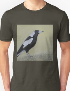 An Australian Magpie Unisex T-Shirt