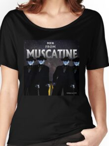 Men From Muscatine Women's Relaxed Fit T-Shirt