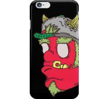 Devil Dude! iPhone Case/Skin