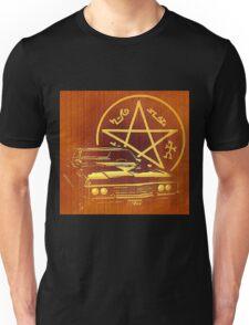 Supernatural Impala Unisex T-Shirt