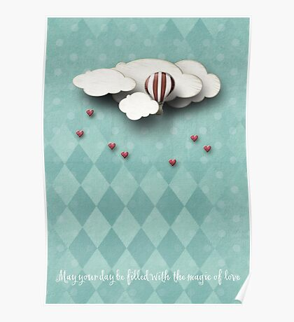 Whimsy Card Poster